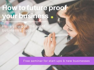 how to future proof your business - free business seminar