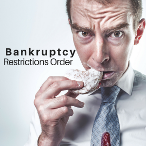 bankruptcy restrictions order