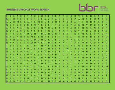 competition word search
