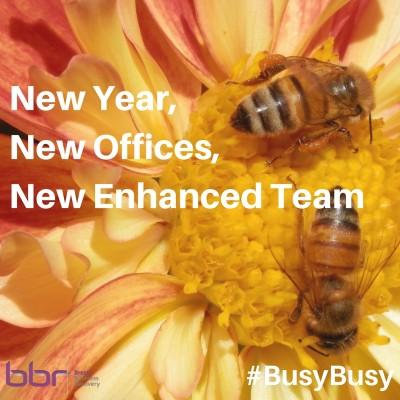 new offices, new enhanced team
