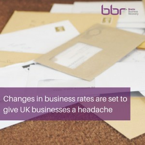 Business rates revaluation 2017