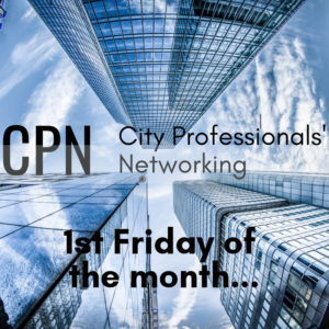city professionals networking