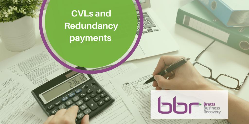 Redundancy Payments CVL