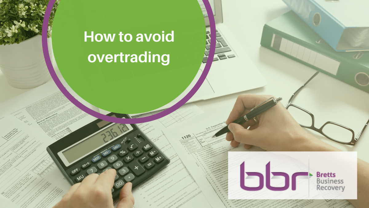 How to avoid overtrading